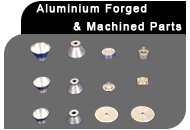 Aluminium Forged & Machined Parts