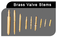 Brass Valve Stems