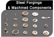 Steel Forgings & Machined Components