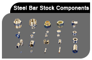 Steel Bar Stock Components